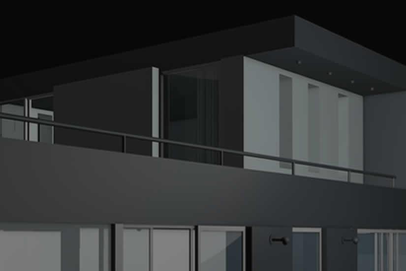 绿舒家建筑